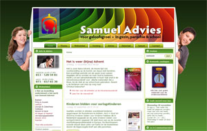 Website Samuel Advies