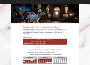 Website Kerststal Sint-Jan